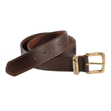 Carhartt 2200 Leather Jean Belt Brown