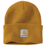 Carhartt A18 Acrylic Watch Hat Gold Heather