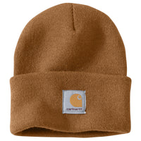 Carhartt A18 Acrylic Watch Hat Brown