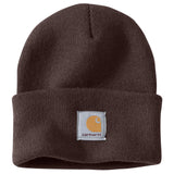Carhartt A18 Acrylic Watch Hat Dark Brown