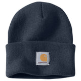 Carhartt A18 Acrylic Watch Hat Navy