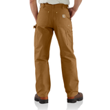 Carhartt B01 Double Front Work Dungaree Brown