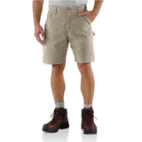 Carhartt B144 Canvas Work Short Tan