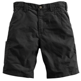 Carhartt B147 Canvas Work Short Black