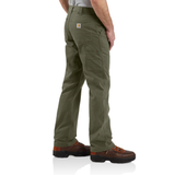 Carhartt B324 Washed Twill Dungaree Army Green