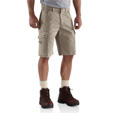 Carhartt B357 Ripstop Work Short Tan
