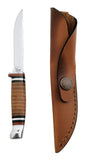 Leather Mini FINN Hunter with Leather Sheath
