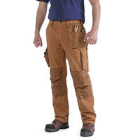Carhartt Multi-Pocket Ripstop Pant Brown