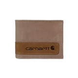 61-2204 Two-Tone Billfold with Wing Wallet
