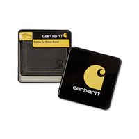 Carhartt Pebble Zip Bifold Wallet Black