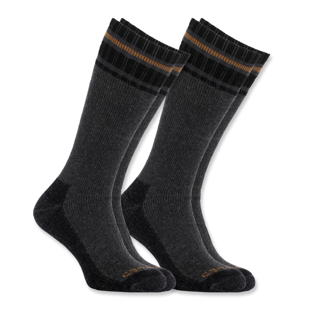 A774 Mens Heavy Duty Thermal Sock 2pk