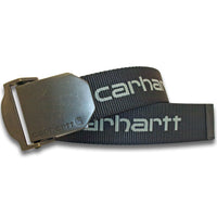 Carhartt 2260 Nylon Webbing Belt Black