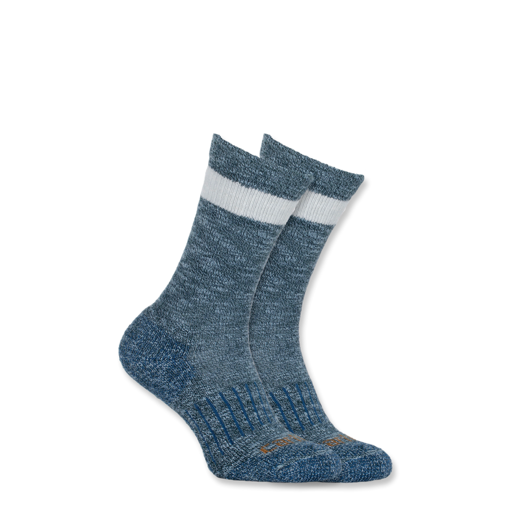 WA768 Womens All Season Hiker Crew Sock