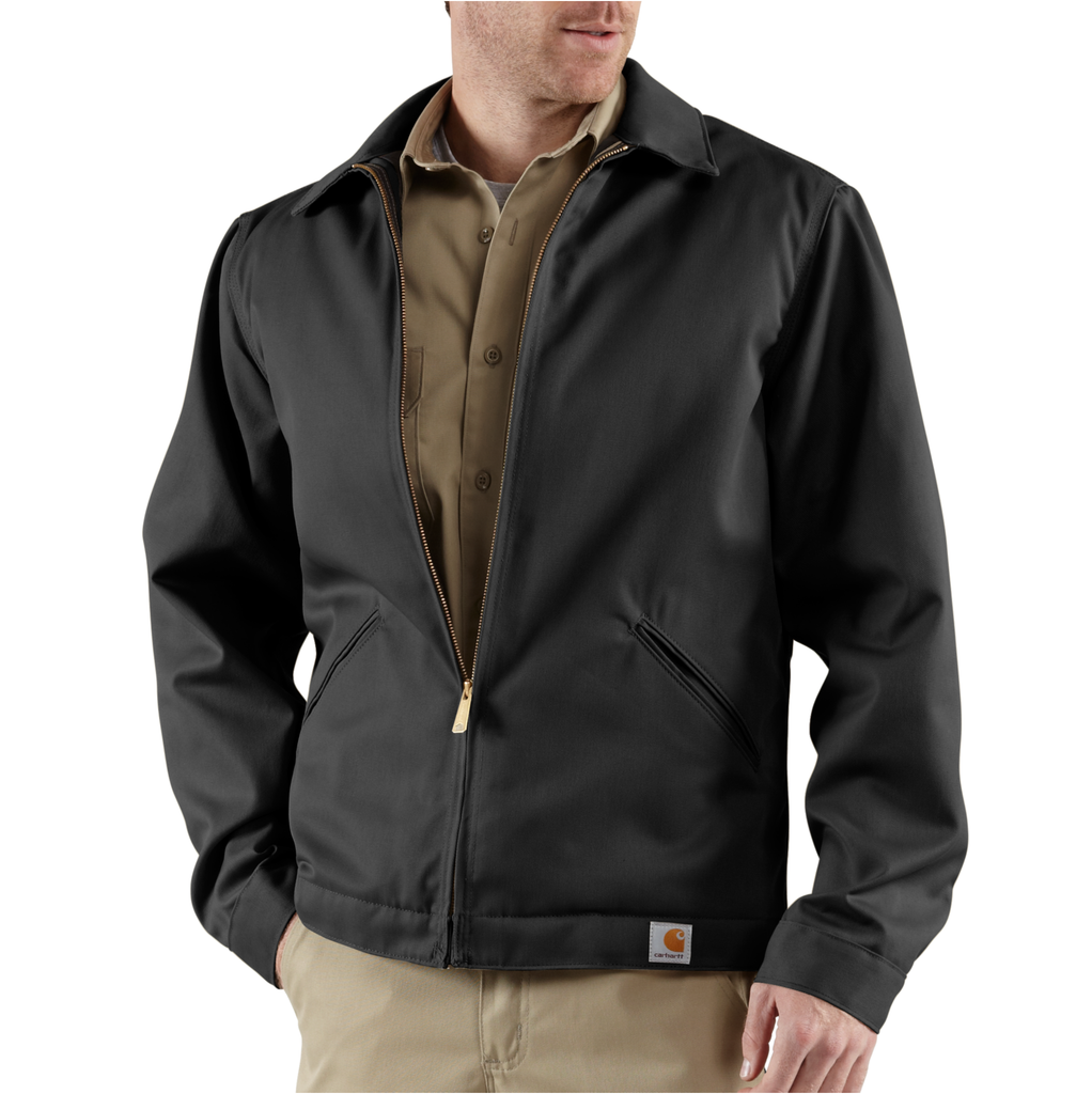 Carhartt J293 Twill Jacket Black