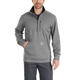 102831 Force Extremes Mock/Neck Halfzip Sweatshirt