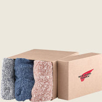 Redwing Heritage Cotton Ragg sock 3 PKt