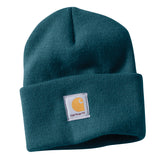 Carhartt WA018 Women's Watch Hat Beanie Dark Stream