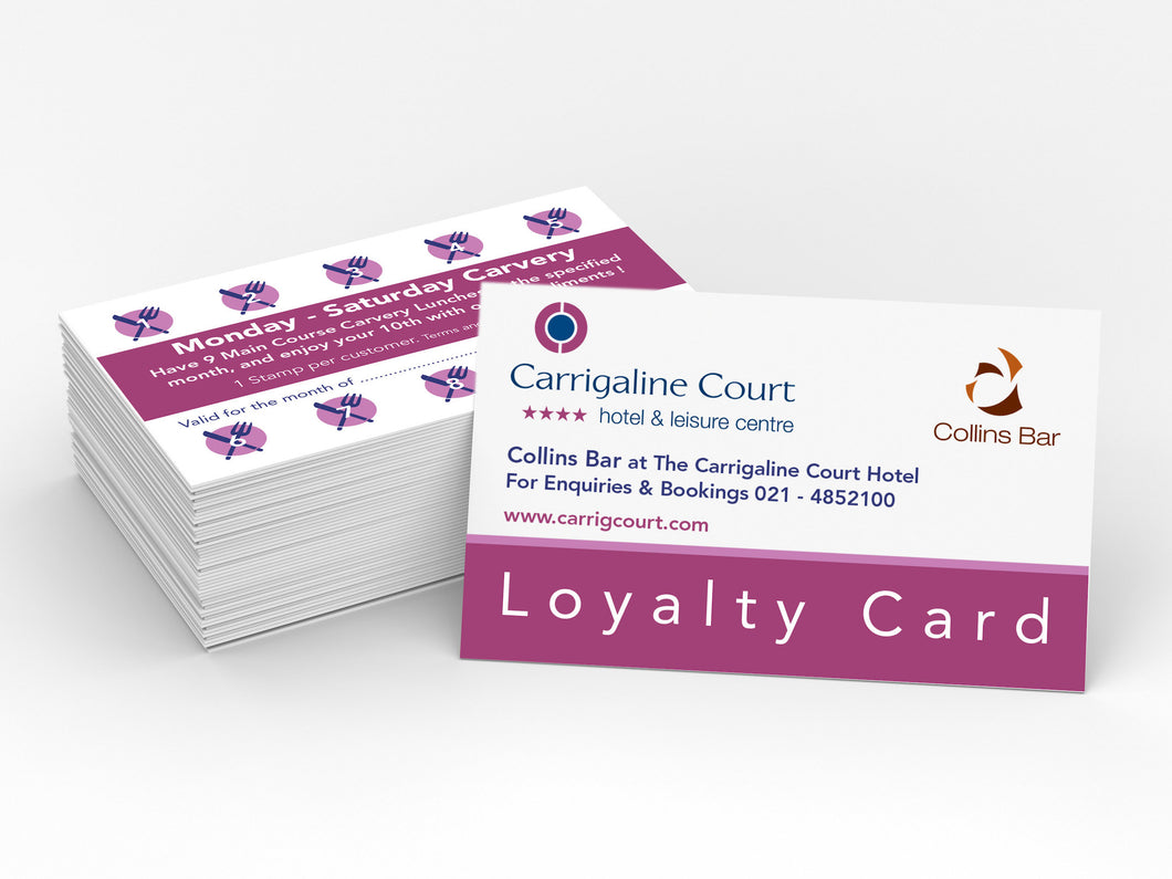 Business Cards | Same Day Service
