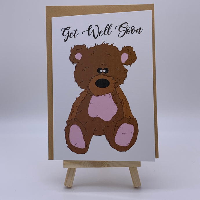 FUZZ | Greeting Card