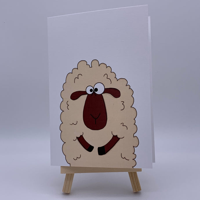 Wooly | Greeting Card