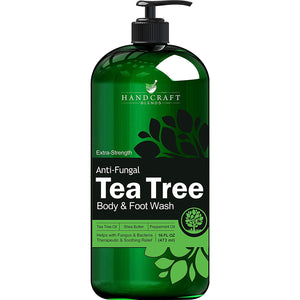 Load image into Gallery viewer, Tea Tree Body Wash
