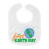 Baby Bibs My First Earth Day