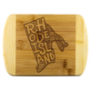 Rhode Island Wood Cutting Board