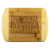 North Dakota Wood Cutting Board