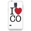 I Love Colorado Phone Case