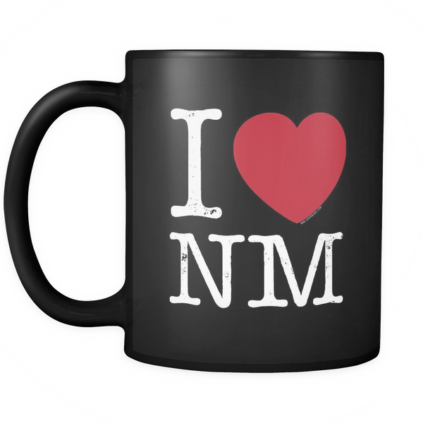 I Love New Mexico Mug