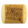 Wyoming Wood Cutting Board