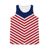 Stars and Stripes 4th of July Tanktop - 4th of July