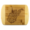 West Virginia Wood Cutting Board