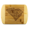 South Carolina Wood Cutting Board