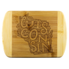 Wisconsin Wood Cutting Board