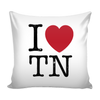 I Love Tennessee Pillow Case