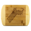 Massachusetts Wood Cutting Board