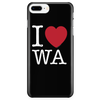 I Love Washington Phone Case iPhone 7 Plus/7s Plus