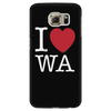 I Love Washington Phone Case Galaxy S6