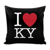 I Love Kentucky Pillow Case