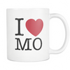 I Love Missouri Mug
