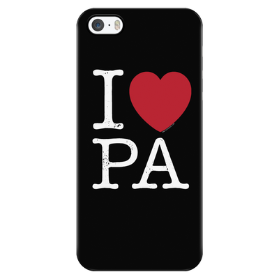 I Love Pennsylvania Phone Case