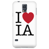 I Love Iowa Phone Case