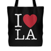 I Love Louisiana Tote Bag