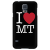 I Love Montana Phone Case