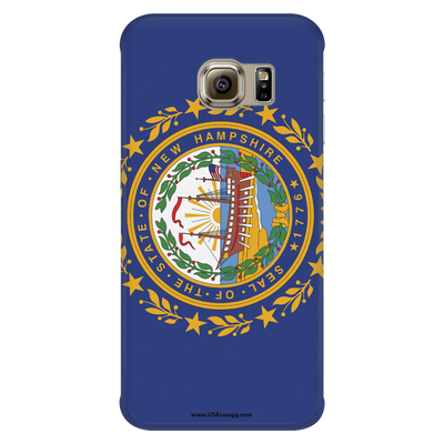New Hampshire State Flag Phone Case