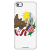 Illinois State Flag Phone Case