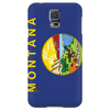 Montana State Flag Phone Case