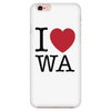 I Love Washington Phone Case iPhone 6/6s