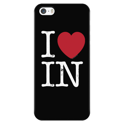 I Love Indiana Phone Case